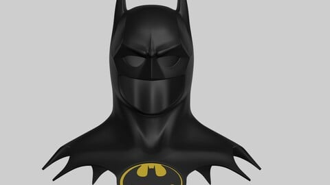 Batman Emblem for 3d print suit