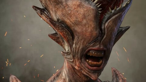 Lord of the Abyss HD for Genesis 8 Male
