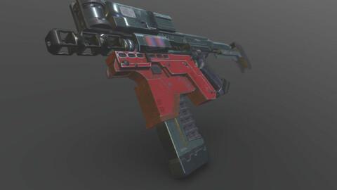 Kang Tao Nerf Blaster