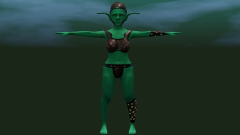 Green Goblina