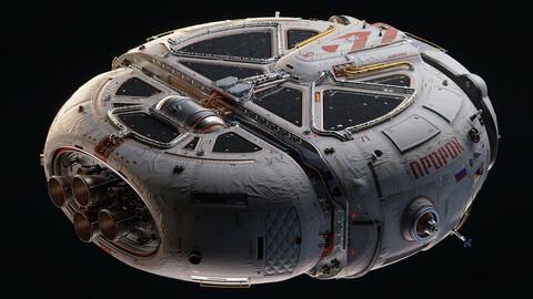 ПРОРОК Spacecraft Project File