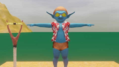 Mr. Goblin