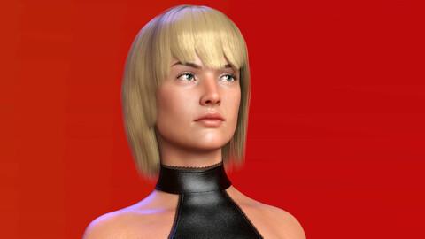 Sexy Spy Girl [BLENDER]