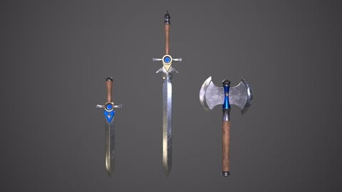 Medieval Weapon-Free
