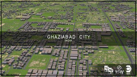 Ghaziabad city India