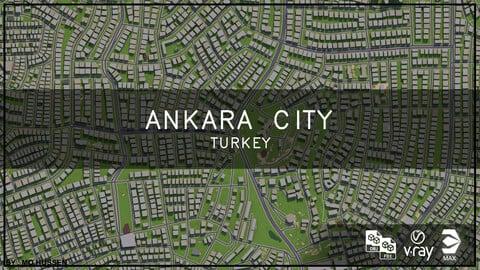 Ankara city  (Full city)