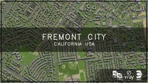 Fremont city California USA
