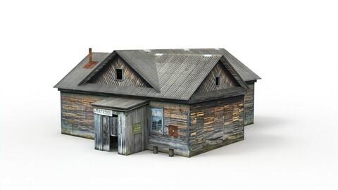 Old village shop