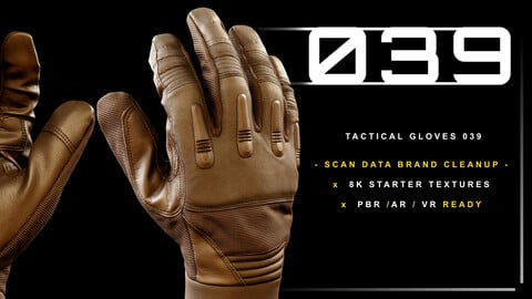 Tactical Gloves 039