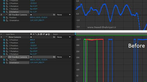 Camera Tracking Refine Tool
