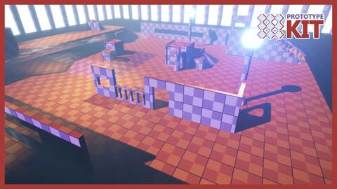 PrototypeKIT | Unreal Engine 4 Asset