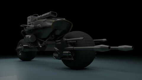 MOTO 12-20 (Batmobile 2.0)