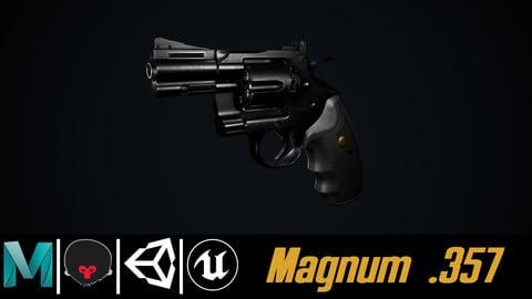 Magnum .357 Revolver