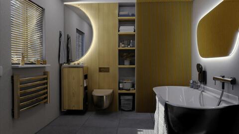 Bathroom series, pt4: ivory wood
