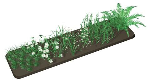 Herbage Various Set 6 piece