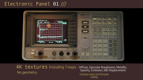 Electronic Panel 01