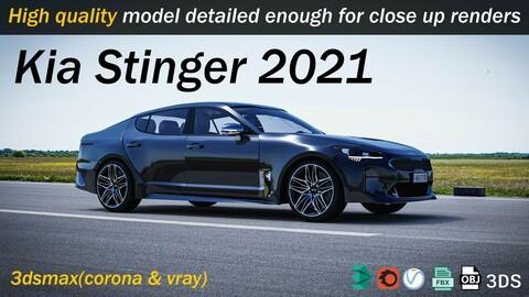 Kia stinger 2021