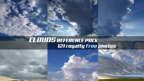Clouds Reference Pack FREE