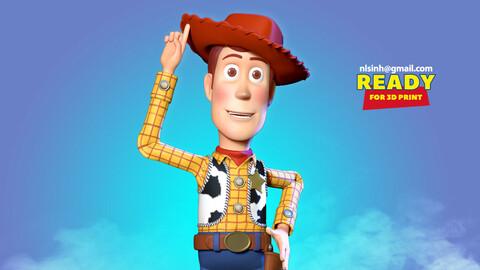 Woody - Toy Story Fanart