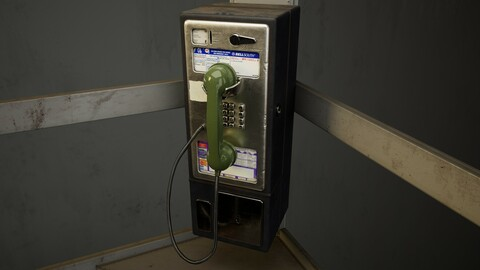US Phone Booth