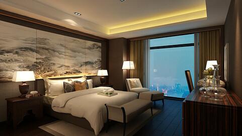 bedroom hotel suites designed a complete 49