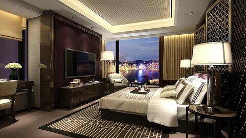 bedroom hotel suites designed a complete 54