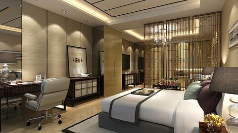 bedroom hotel suites designed a complete 57