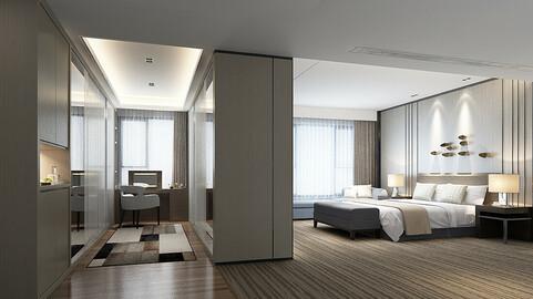 bedroom hotel suites designed a complete 60
