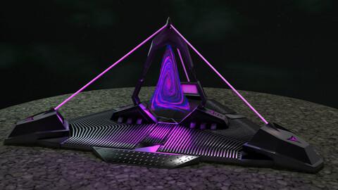 Triangular Portal