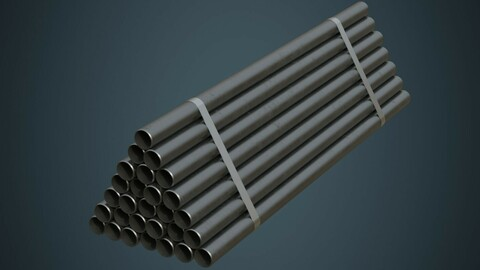Industrial Pipes 3A