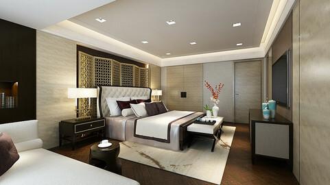 bedroom hotel suites designed a complete 69