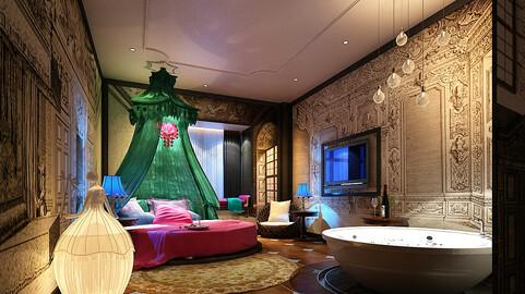 bedroom hotel suites designed a complete 72