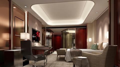bedroom hotel suites designed a complete 74