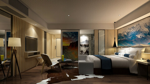 bedroom hotel suites designed a complete 80