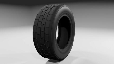 Tire - Pneu 3D model