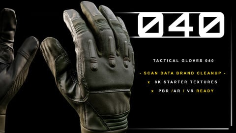 Tactical Gloves 040
