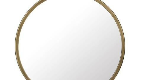 randaccio circulaire mirror