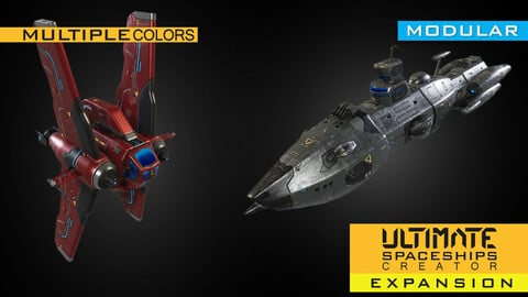 Ultimate Spaceships Creator Expansion
