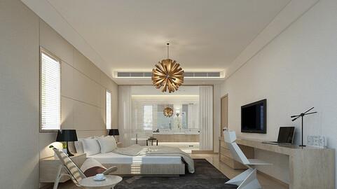 bedroom hotel suites designed a complete 100