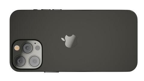 iPhone 13 Pro Max Graphite 3D model