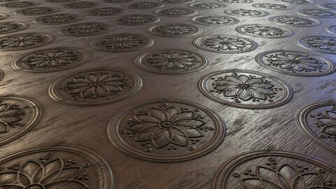 Texture - Wood Ornamental