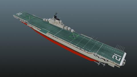 Aircraft Carrier TP18