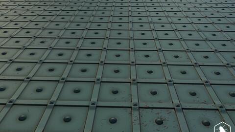 Texture - Metal Ceiling
