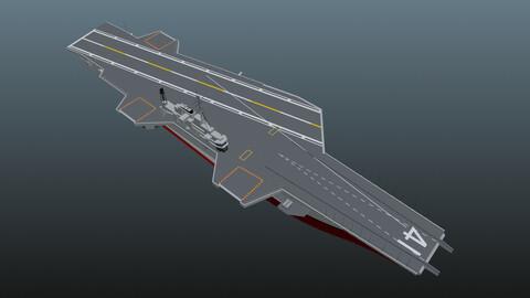 Aircraft Carrier TP17