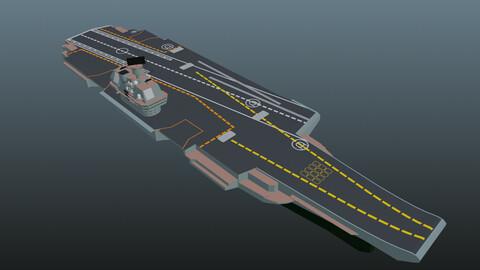 Aircraft Carrier TP14
