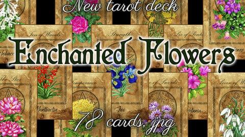 Enchanted Flowers Tarot deck