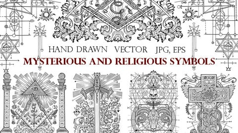 Mysterious and Occult Symbols