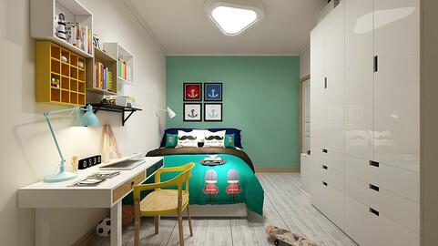 Deluxe master bedroom design  16