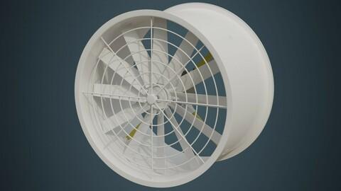 Industrial Fan 2A