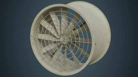 Industrial Fan 2B